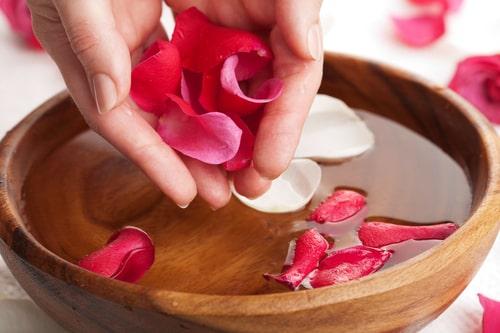 Домашние ванночки для рук и ногтей